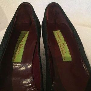 Materia Prima Shoes - Materia Prima Cap Toe Horse Bit Heel Shoes Size 36